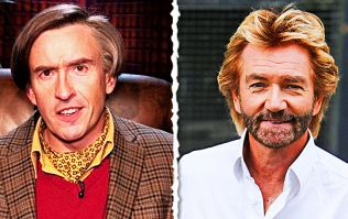 Turns out Alan Partridge thinks Noel Edmonds is a 'total wazzock'
