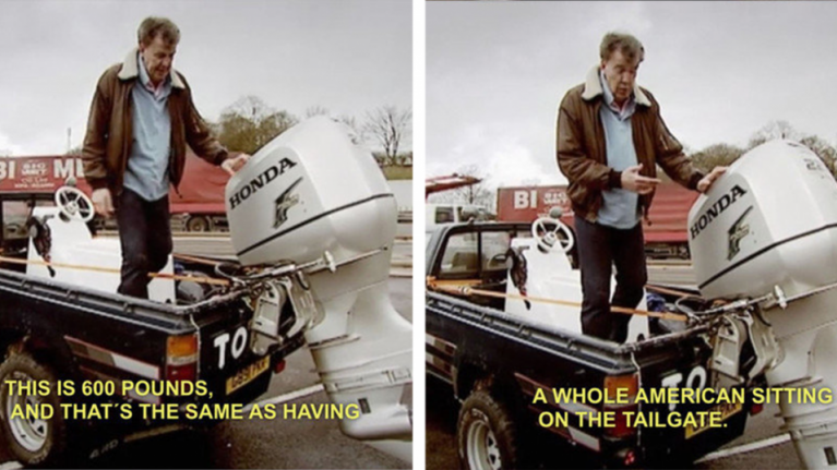 21 hilarious Top Gear moments to prepare you for The Grand Tour