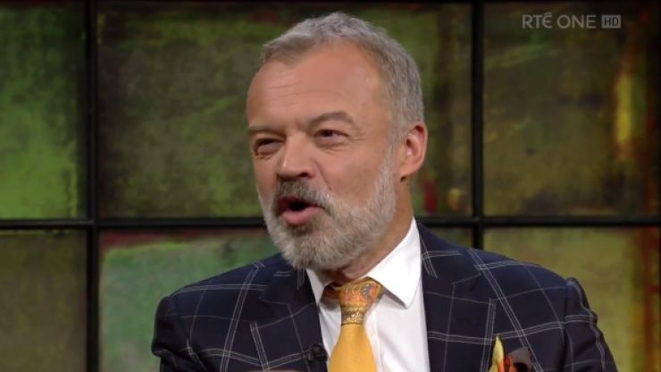 """Graham Norton lays into Brexit saying people bought a """"pack of lies"""""""