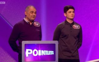 People could not stop laughing at this Pointless contestant's name badge