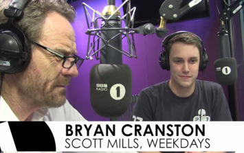 Bryan Cranston narrating 'Shout Out To My Ex' is one of the best things you'll see all week