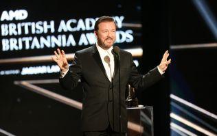 Ricky Gervais' hilarious drunken BAFTA award speech was classic David Brent