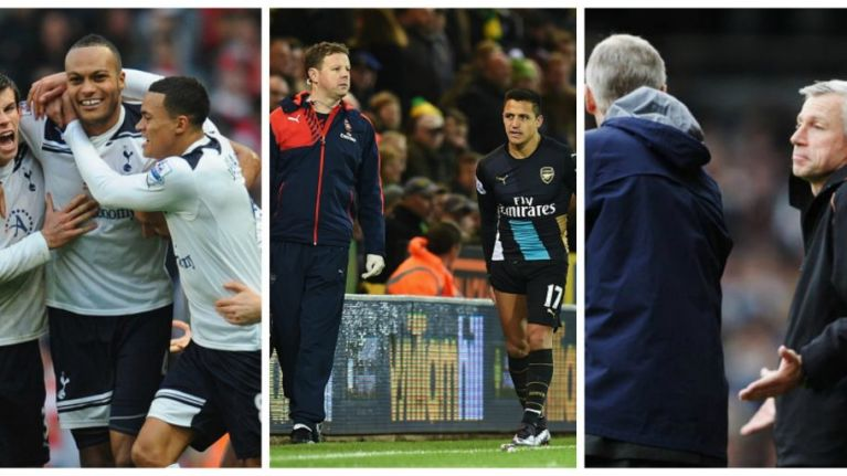 Arsenal fans should be worried about Arsène Wenger's November record