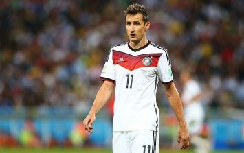 Miroslav Klose is retiring from football and joining Germany's coaching team