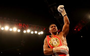 Anthony Joshua will fight Eric Molina in second heavyweight world title defence