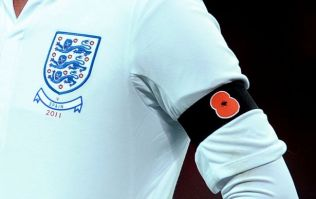 English and Scottish FAs in talks with FIFA over poppies on shirts
