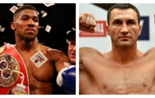 Anthony Joshua and Wladimir Klitschko will fight for the world heavyweight title in Spring 2017