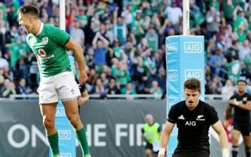 Brave Ireland make history by conquering the All Blacks for the first time ever