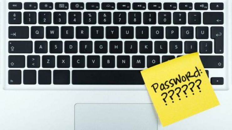These are the ten weakest passwords used online