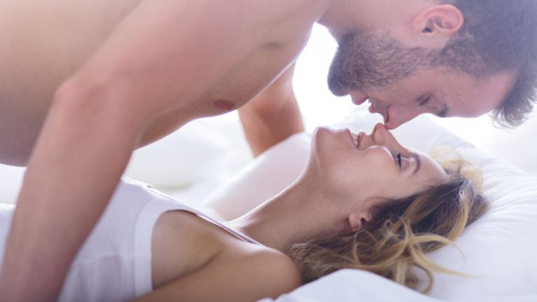 A lot more women than men think about their ex while they are having sex