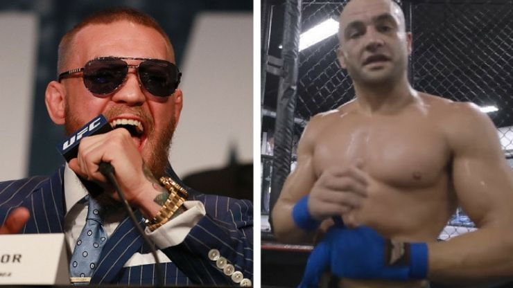 Conor McGregor's coach spots something about Eddie Alvarez that could prove significant for the fight