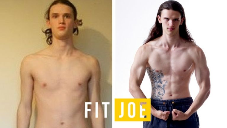 Hull rock guitarist who 'couldn't put weight on' packs on 11lbs of muscle on this plan
