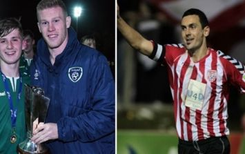 James McClean honours the memory of former teammate and friend Mark Farren