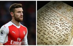 Arsenal's Shkodran Mustafi says his Muslim faith has helped him develop