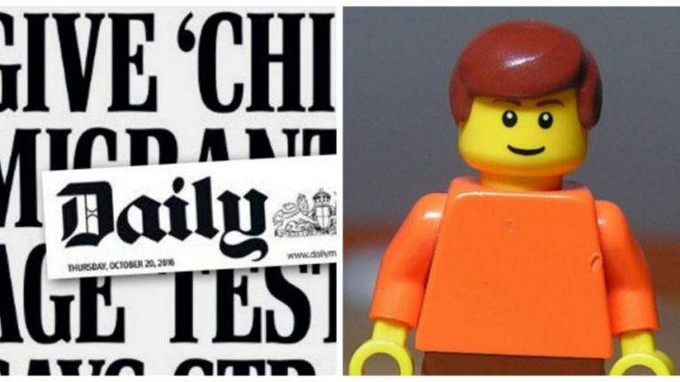 LEGO ends agreement with Daily Mail after heartfelt plea from father
