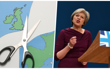 Leaked document appears to show just how screwed Britain is ahead of Brexit