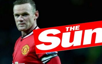 Wayne Rooney issued this apology over wedding party photos in The Sun