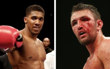 Tyson Fury's cousin Hughie turned down this 'peanuts' deal to fight Anthony Joshua in December