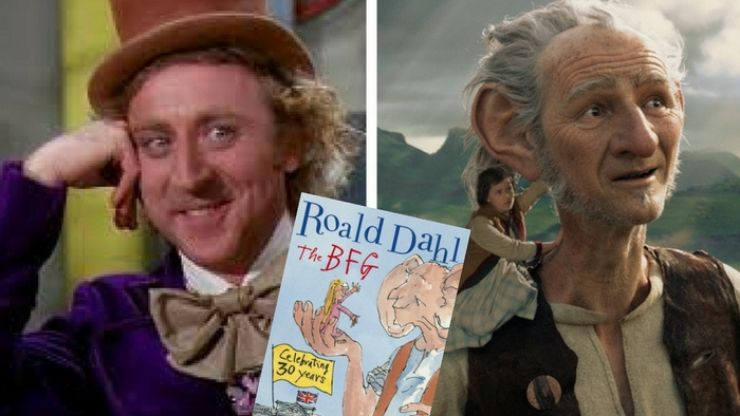 We've been saying Roald Dahl's name wrong all this time