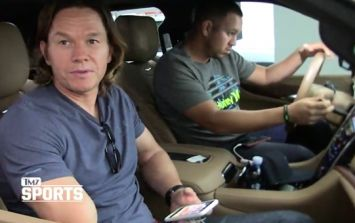 """Mark Wahlberg promises Conor McGregor """"a piece"""" of his stake in the UFC"""