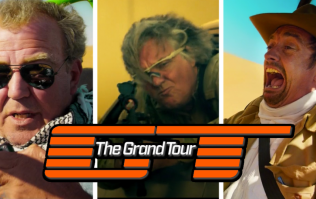 The Grand Tour is bigger, louder and so much better than BBC's Top Gear