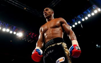 Anthony Joshua names the three fighters he would love to KO next