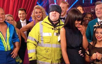 Some viewers felt Peter Kay's joke on Strictly was homophobic