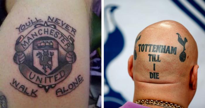 240d309e1 19 amazingly bad football tattoos that just shouldn't exist | JOE.co.uk