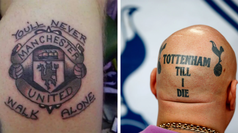 19 Amazingly Bad Football Tattoos That Just Shouldnt Exist Joecouk