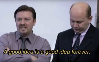 17 times David Brent was the most inspirational man in Britain