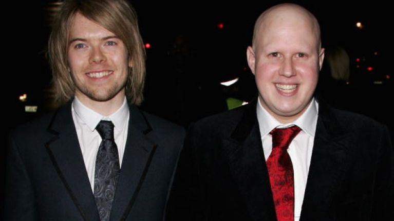 Matt Lucas responds with dignity to Daily Mail 'insensitive' story about ex-husband's suicide
