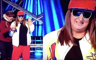 Viewers think this Honey G stage invader was fixed by X Factor's producers
