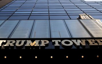 Trump Tower in New York renamed 'Dump Tower' on Google Maps