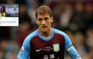 Stiliyan Petrov played for Aston Villa v Virgin Trains because this year is weird