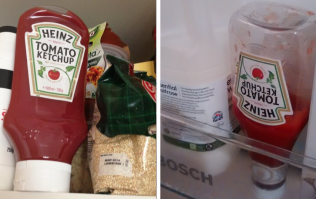 Does ketchup go in the fridge or the cupboard?
