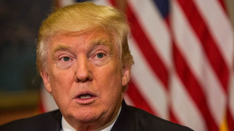 Report claims Donald Trump allegedly ordered 'golden shower' on Obama hotel bed