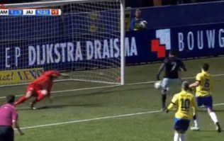 Patrick Kluivert's son Justin has scored his first senior goal