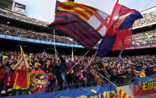 El Clasico: What is it really like to watch the biggest match in the world at the Nou Camp?