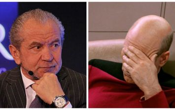 Lord Sugar may have accidentally given away the winner of The Apprentice