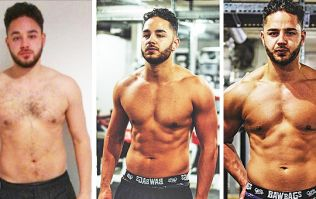 How Adam Thomas got ripped in just 12 weeks for the I'm a Celebrity jungle