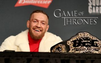 Details about Conor McGregor's role in Game in Thrones have emerged
