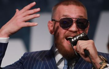 Bookies have started taking bets on Conor McGregor's Game of Thrones fate