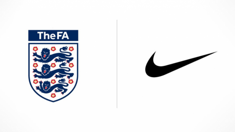 England Agree Mammoth 400m Kit Extension With Nike Joe