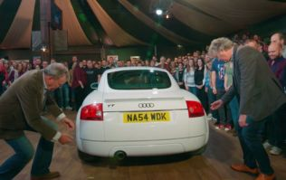 """PICS: Jeremy Clarkson and The Grand Tour criticised for controversial """"immigrant"""" scene"""