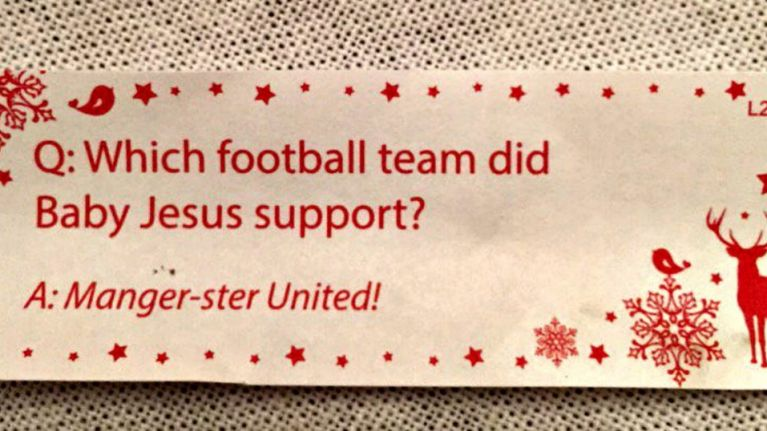 Christmas Cracker Jokes.18 Awful Cracker Jokes That Are So Bad They Might Actually