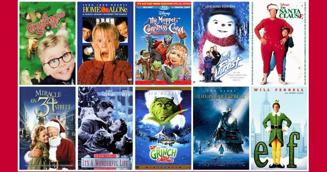 includes its a wonderful life how the grinch stole christmas miracle on 34th street a christmas story elf arthur christmas the santa - Christmas Story Imdb