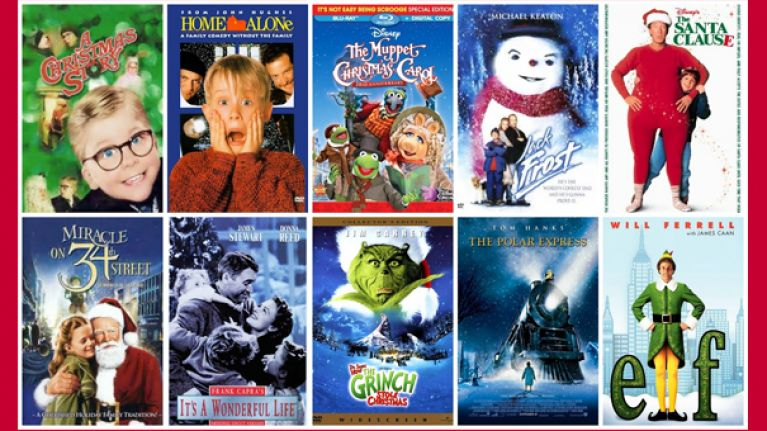 quiz can you name the christmas movie from the jumbled up title