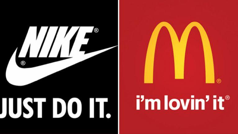 QUIZ: Identify the brand from just its slogan   JOE.co.uk