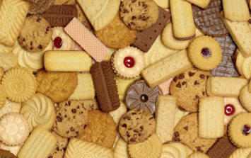 Can you recognise these British biscuits?