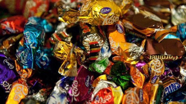 The UK's favourite festive sweets have been revealed and we're not sure about the winner